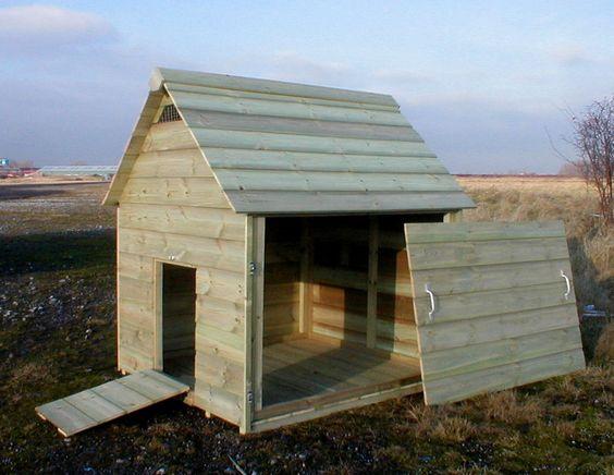 Pet duck house